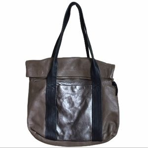 Daniella Lehavi Leather Hobo Shoulder Bag